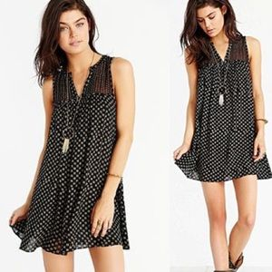 Urban Outfitters Ecote Gauze Babydoll Frock small
